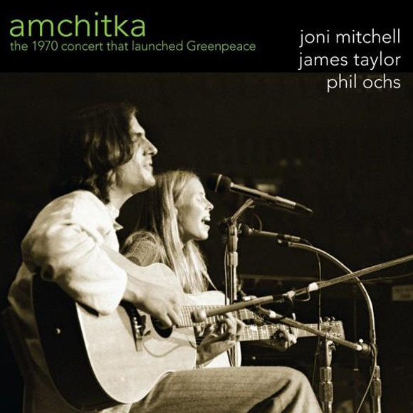 Amchitka: The 1970 Concert That Launched Greenpeace