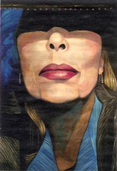 Joni Mitchell Self Portrait | www.imgarcade.com - Online ...