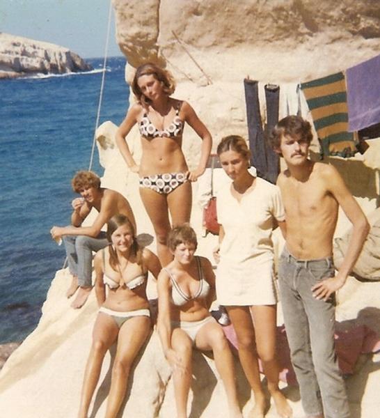 Vintage 70s german die verfickte chemieschule cc79 - 1 6