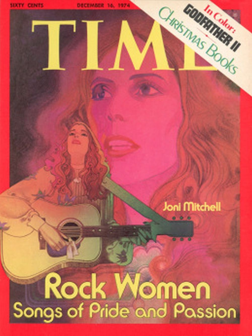 Joni mitchell library safaris to the heart of all that jazz december 16 1974 issue of time magazine hexwebz Gallery